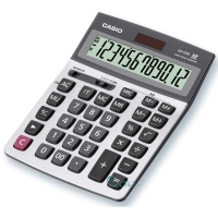 CASIO Just Desk Αριθμομηχανή Γραφείου GX-120S κοσμήματα   αξεσουαρ   casio αριθμομηχανές