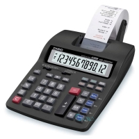 CASIO Αριθμομηχανή Γραφείου με Χαρτοταινία HR-200TEC κοσμήματα   αξεσουαρ   casio αριθμομηχανές