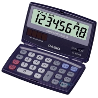 CASIO Basic Μικρή Φορητή Αριθμομηχανή SL-100VER κοσμήματα   αξεσουαρ   casio αριθμομηχανές