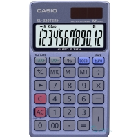 CASIO Basic Μικρή Φορητή Αριθμομηχανή SL-320TER κοσμήματα   αξεσουαρ   casio αριθμομηχανές