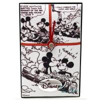 DISNEY Παιδικό Ρολόι Vintage με Ξύλινη πλάτη
